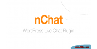 Wordpress nchat plugin chat live