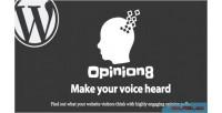 Wordpress opinion8 polling plugin