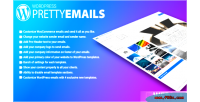 Wordpress pretty html emails responsive modern templates email html