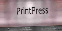 Wordpress printpress in plug print