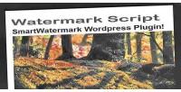 Wordpress smartwatermark plugin