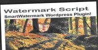 Wordpress smartwatermark plugin
