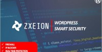Wordpress zxeion security firewall