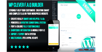 Wp clever faq builder smart support wordpress for tool