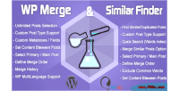 Wp merge similar finder tool seo optimization