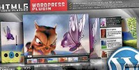 Video html5 plugin wordpress player