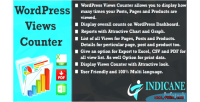Views wordpress counter