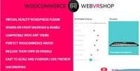 Virtual webvrshop plugin woocommerce reality