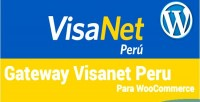 Visanet gateway woocommerce for peru