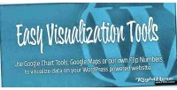 Visualization easy wordpress for tools