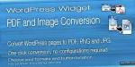 Converter widget for pdf jpg & png converter