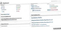 Dashboard marketplace widget