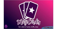 Decks magicards of to cards plugin wp shuffle