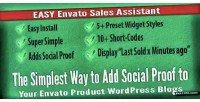 Envato easy sales assistant