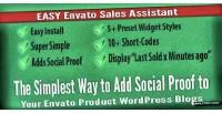 Envato easy sales assistant