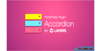 For accordion theme wordpress layers