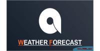 Forecast aweather