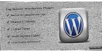 Master tag wordpress plugin