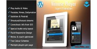 Media vimuse extension layers player