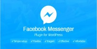 Messenger facebook wordpress plugin