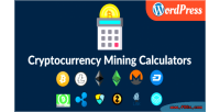 Mining cryptocurrency calculator wordpress for widgets