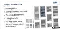 Post smart lists wordpress for widget