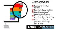 Posts popular count pro