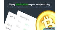 Price bitcoin widget