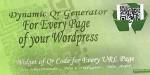 Qr dynamic plugin wordpress generator