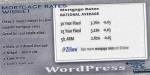 Rates mortgage widget