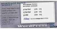 Rates mortgage widget