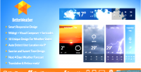 Weather better wordpress version
