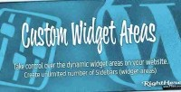 Widget custom wordpress for areas