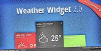 Widget j.b.weather wordpress for 2.0