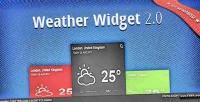 Widget j.b.weather wordpress for 2.0