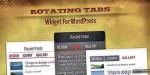 Widget tabs for wordpress