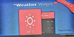 Widget weather wordpress for 3