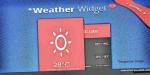 Widget weather wordpress for 3