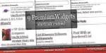 Widget wordpress bundle