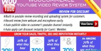 Woocommerce wootube system review video