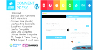 Wordpress commentpress comments plugin