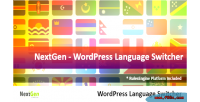Wordpress nextgen language switcher