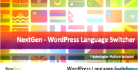Wordpress nextgen language switcher