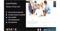 Wordpress zoomtimeline pack timeline ultimate