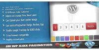 Wp jm ajax pagination
