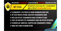 Wp stego login prevent phishing & keylogging
