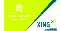 Xing spider login