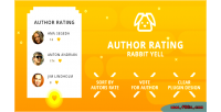 Yell rabbit rating s author