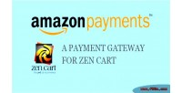 Pay amazon cart zen for