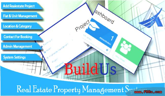 Real Buildus Estate System Management Property Download